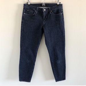 Joe's Jeans Jeggings In Indigo Wash Size 28